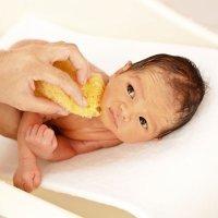 El primer baño del bebé: Un momento inolvidable