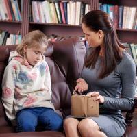 Cómo corregir las malas acciones de los niños