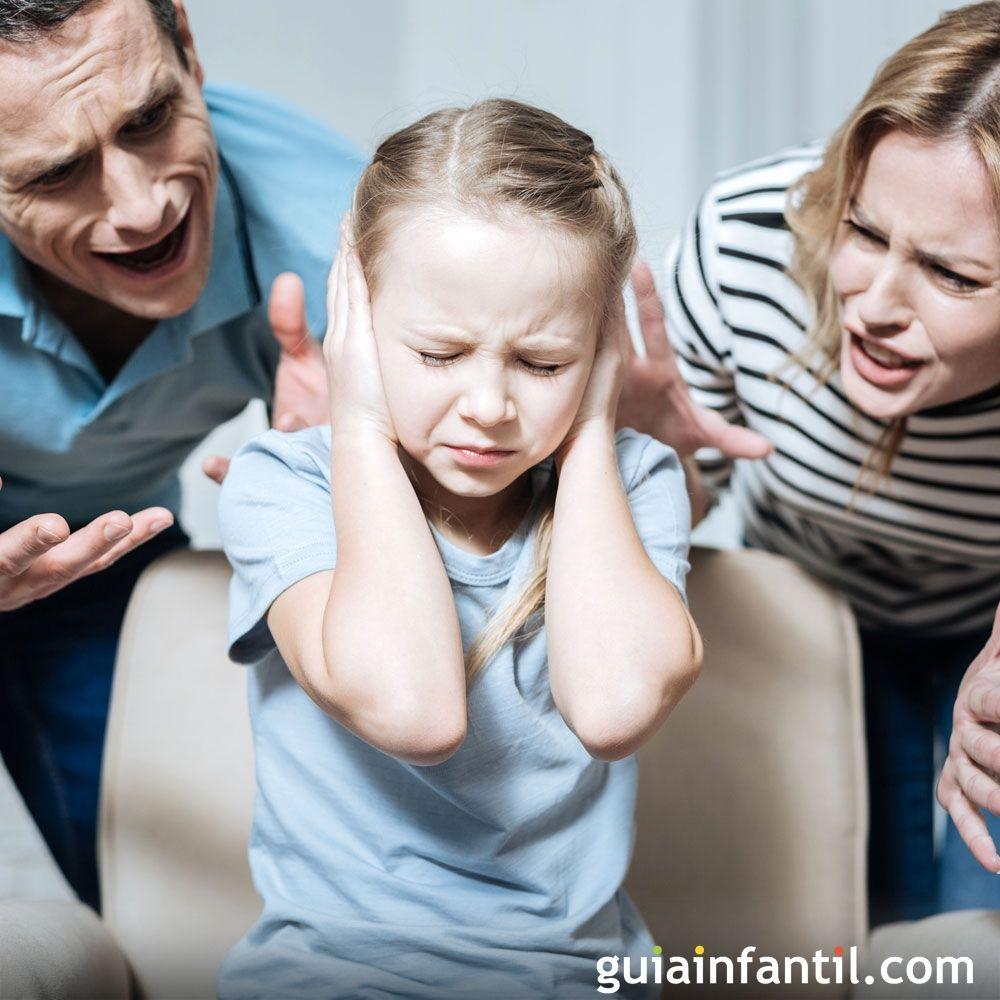 El maltrato verbal: violencia hacia los niños