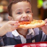 Los padres deben ser conscientes de lo que comen los hijos