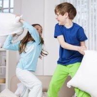 Mis hijos se pelean: ¿qué hago?