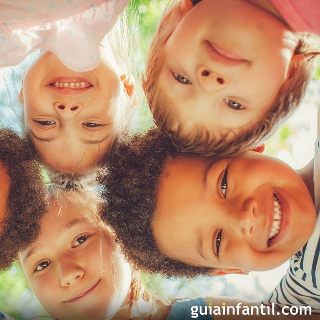 8 claves para potenciar la felicidad en los niños