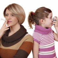 Deja de fumar por la salud de tus hijos