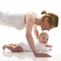 Pilates para recuperar la figura tras el parto
