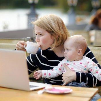 Volver al trabajo tras la baja maternal