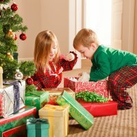 En Navidad, los niños son grandes consumidores