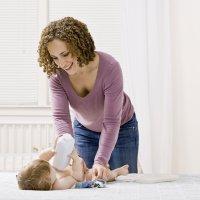 Los peligros de los polvos de talco para bebés