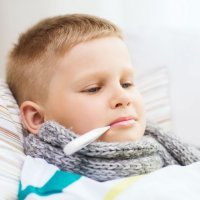 ¿Crecen los niños cuando tienen fiebre?