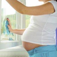 El síndrome del nido: preparando la llegada del bebé