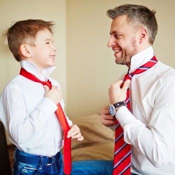 Los hijos ¿heredan la profesión de sus padres?