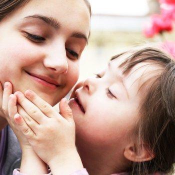 Sensibilidad de los niños con Síndrome de Down