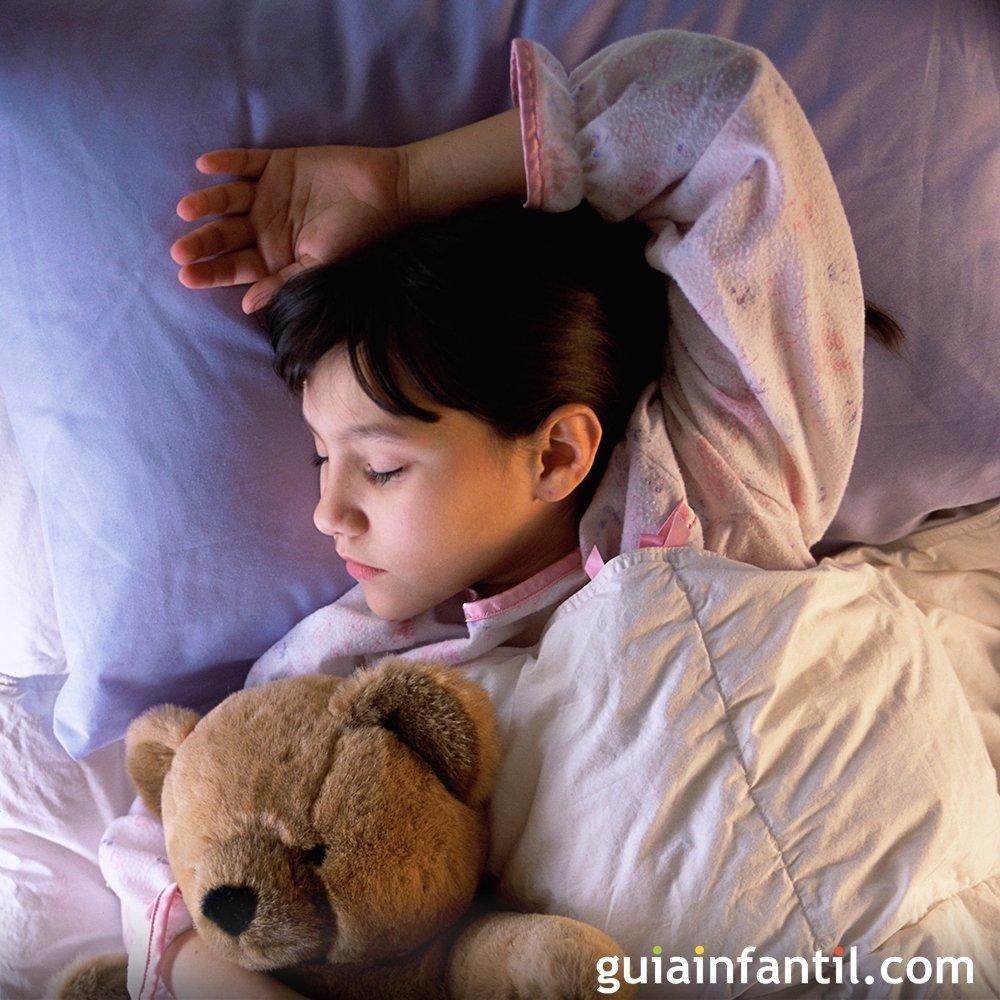 Niños Nos De Los Su Forma Dice Qué Dormir pqzVSUMG