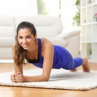 El ejercicio definitivo para perder tripa tras el parto