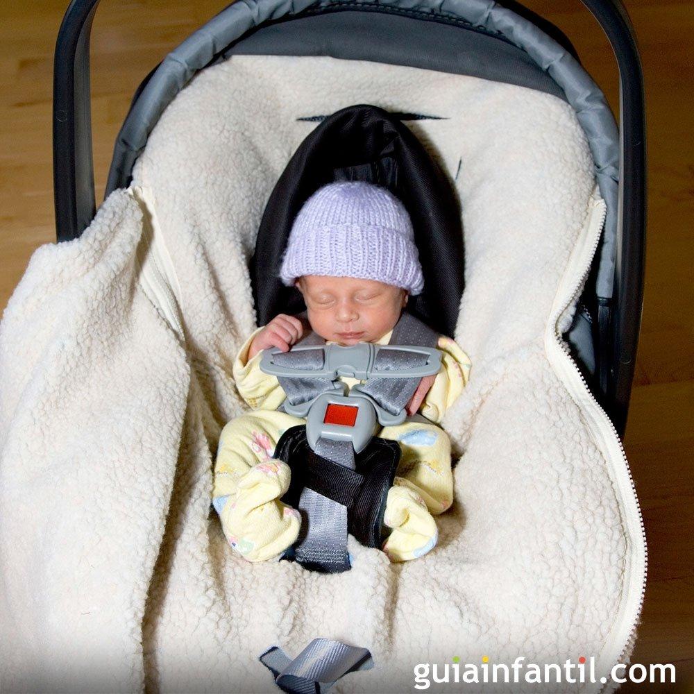 4e2265b8b El peligro de que el bebé se duerma en la silla del coche