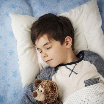 La técnica 4-7-8 para que el niño duerma