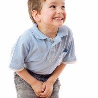 Consecuencias para el niño de aguantar las ganas de orinar
