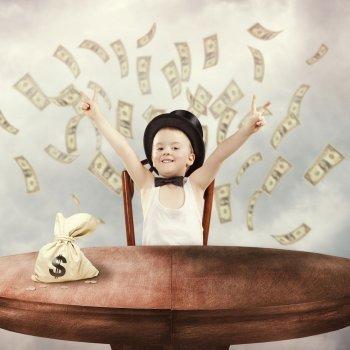 Los hermanos pequeños tienen más probabilidad de ser millonarios