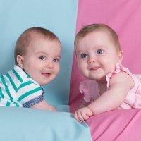 Por qué el color rosa es de niñas y el azul de niños