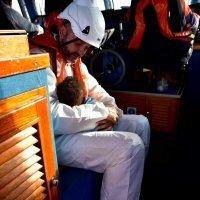 La bebé que fue salvada por un abrazo