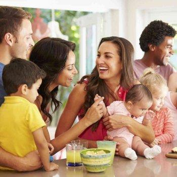 Los pros y los contras de los grupos de papás