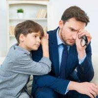 Cuando es el papá el que se estresa con la crianza de los hijos