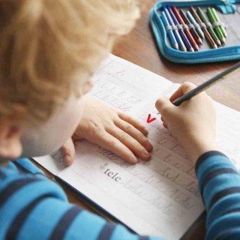 Los niños con faltas de ortografía tienen una gran capacidad cognitiva
