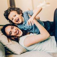 Por qué las tías son tan importantes para los niños