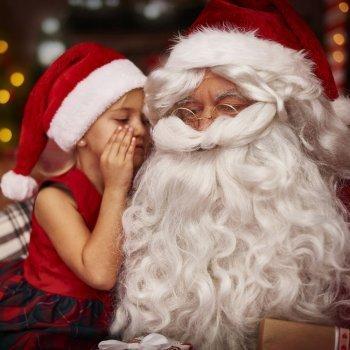 La creencia en Papá Noel podría afectar a la relación entre padres e hijos