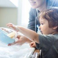 Tabla de tareas para un niño