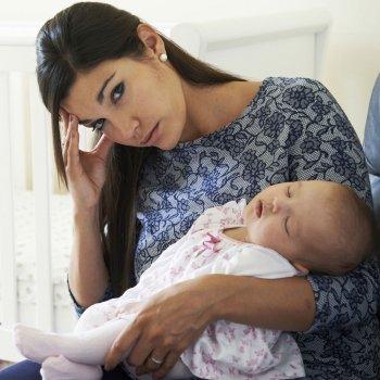 Cómo lidiar con la falta de sueño los primeros años de crianza