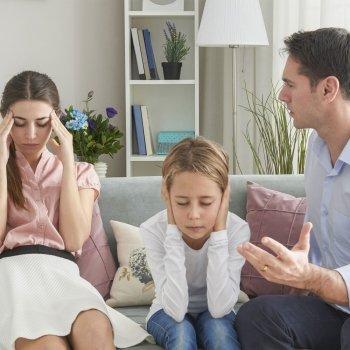 Cómo afecta la infidelidad de la pareja a los niños