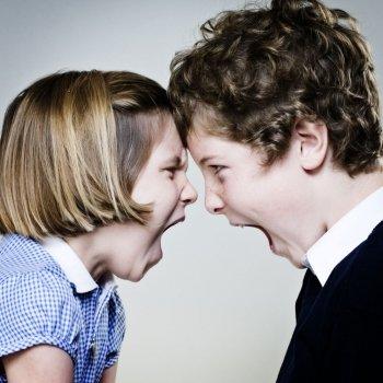 Cómo actuar ante la rivalidad entre hermanos