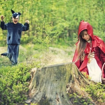 Por qué los lobos son siempre los malos de los cuentos infantiles