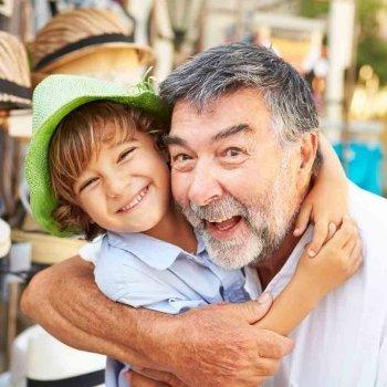 Por qu son tan importantes los nietos para los abuelos for Porque son importantes los arboles wikipedia