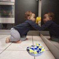 El detergente para lavadora que puede producir quemaduras en los ojos de los niños