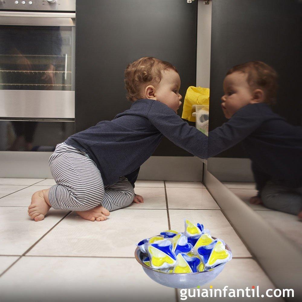 El Detergente Para Lavadora Que Puede Producir Quemaduras En