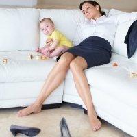 Madres sobreexigidas: no eres tú, somos todas