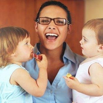 Por qué el estrés puede ayudarnos a padres e hijos en la vida