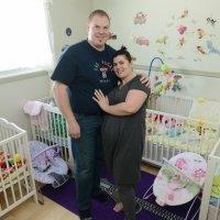 La mujer embarazada de quintillizos cuyos bebés se esfumaron