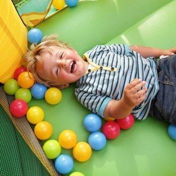 A qué juegan los bebés en la Escuela Infantil