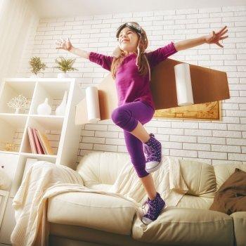 Los niños que juegan y sueñan hoy, triunfarán mañana