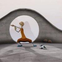 The Misguided Monk: un hermoso corto que todos los niños deberían ver