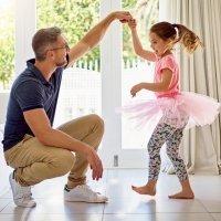 Por qué los niños que bailan son más felices
