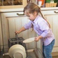 Hacer tareas del hogar es bueno para el desarrollo de tus hijos