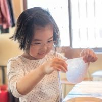 Los peligros de la masa casera de moda entre los niños