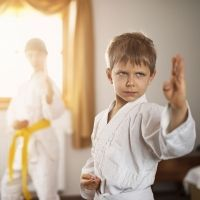 Por qué son buenas las artes marciales para niños con problemas de concentración