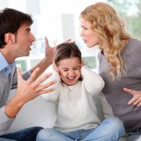 Cuando se utiliza a los hijos como moneda de cambio en un divorcio