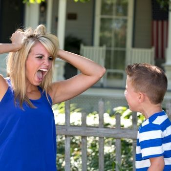 10 claves para no gritar a los niños