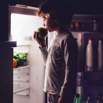 Cuidados en la casa cuando un niño es sonámbulo