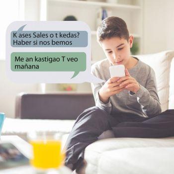 Las tremendas faltas de ortografía de los niños por el uso de la tecnología